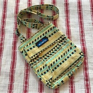 Kavu crossbody purse / bag.